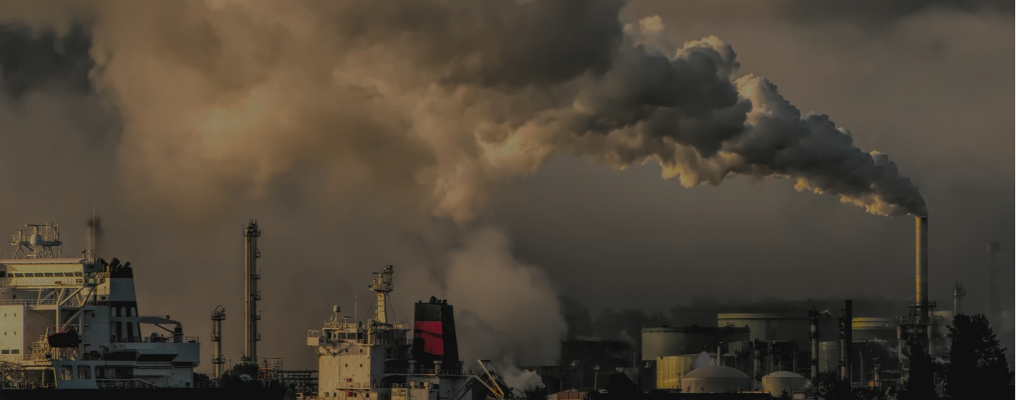 CO2 pumping into air